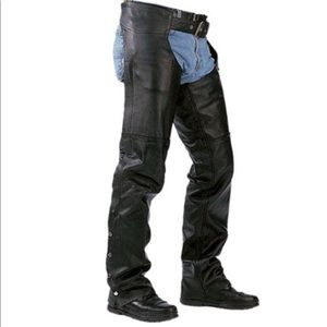 Other - Leather chaps , genuine Leather
